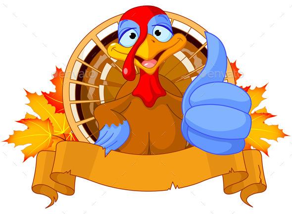 Turkey - Animals Characters