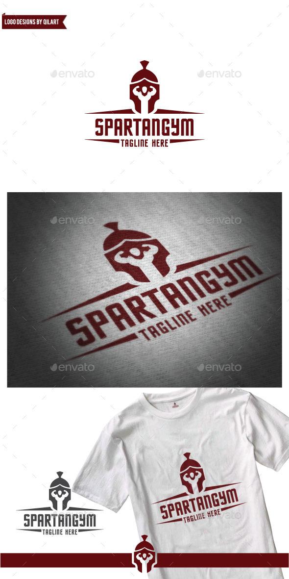 SpartanGym - Abstract Logo Templates