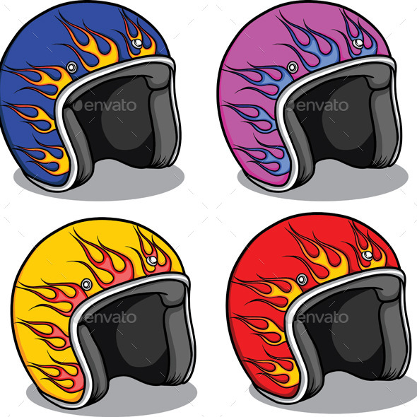 Helmet - Decorative Symbols Decorative
