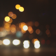 Night Car Street Light - VideoHive Item for Sale