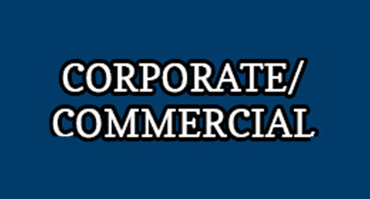 Corporate or Commercial