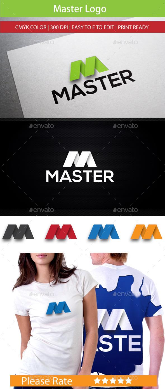Master Logo - Letters Logo Templates