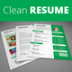 Resume - Resume Template - GraphicRiver Item for Sale
