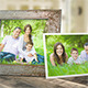 Picture Frames on Table - VideoHive Item for Sale