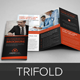 Corporate Business Trifold Brochure - InDesign - GraphicRiver Item for Sale