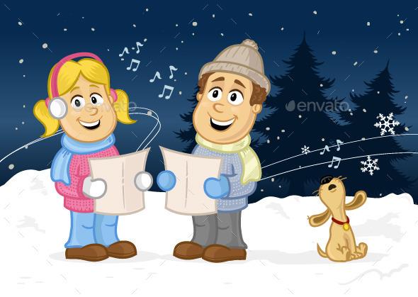Christmas Carol - Christmas Seasons/Holidays