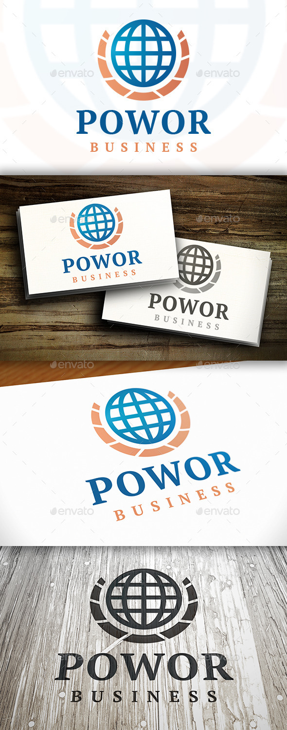 World Power Logo - Symbols Logo Templates