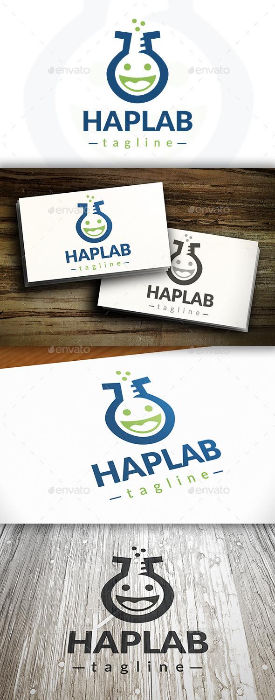 Happy Labs Logo - Humans Logo Templates