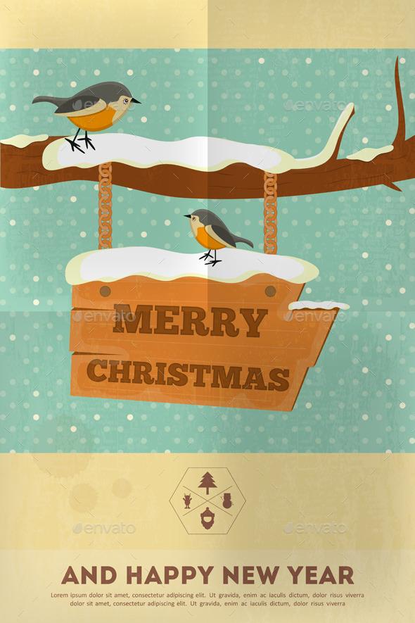 Greeting Card - Christmas Seasons/Holidays