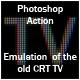 Old TV Emulation Action - GraphicRiver Item for Sale