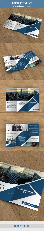 Trifold Business Brochure-V187 - Corporate Brochures