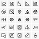 Math Icons - GraphicRiver Item for Sale