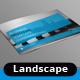 Landscape Business Brochure Template - GraphicRiver Item for Sale