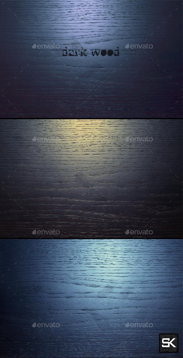 Dark Wood - Wood Textures