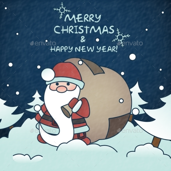 Merry Christmas and Happy New Year - Christmas Seasons/Holidays