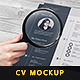 CV / Resume Mock-Up - GraphicRiver Item for Sale
