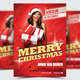 Merry Christmas Party Flyer / Poster - 19 - GraphicRiver Item for Sale
