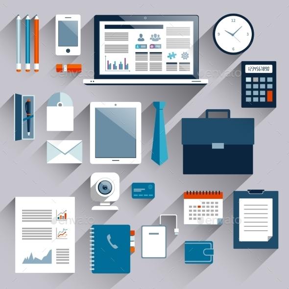 Business Items Set - Business Conceptual