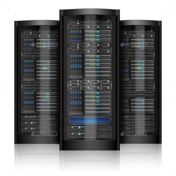 Network Servers - Technology Conceptual