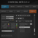 Charcoal Web2.0 UI - GraphicRiver Item for Sale