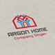 Argon Home Logo - GraphicRiver Item for Sale