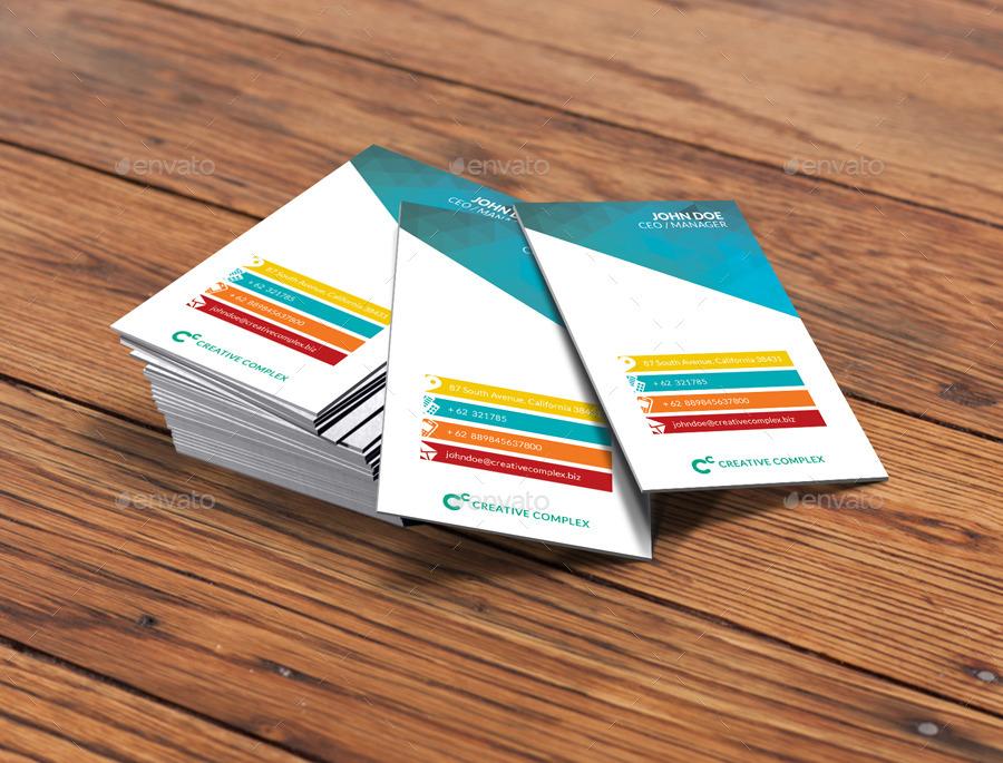 Modern Business Card v6