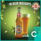 Beer Bottle Mockup - GraphicRiver Item for Sale