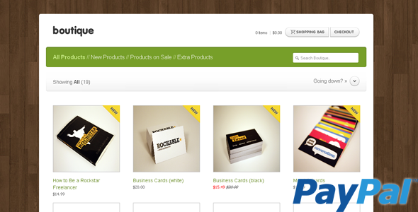Free Download Boutique Nulled Latest Version