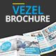 Vezel Brochure Template - GraphicRiver Item for Sale