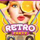 Retro Party - GraphicRiver Item for Sale