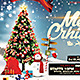 2015 Christmas Flyer Card Template - GraphicRiver Item for Sale