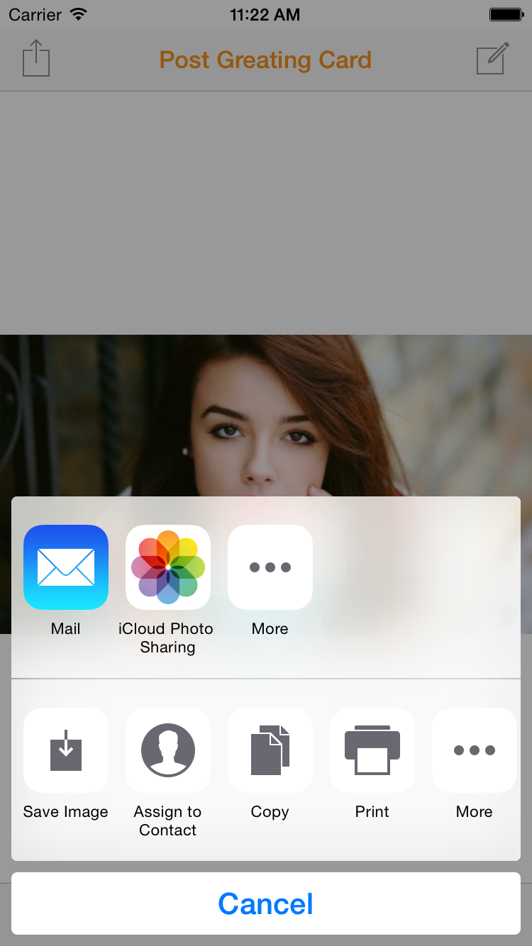 Photo Greetingcard Photo Editor With Touchid By Newiosgamers
