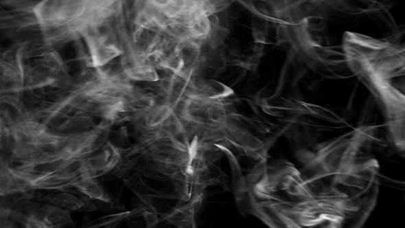 Black And White Smoke Background by DanCristianP | VideoHive