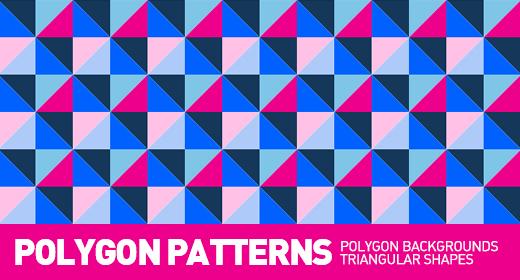 Polygon Shapes & Patterns