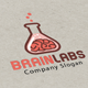 Brain Labs Logo - GraphicRiver Item for Sale