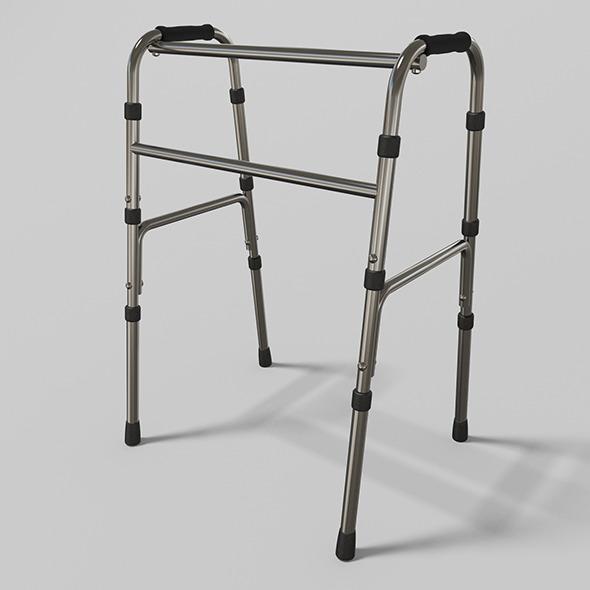 Walker - 3DOcean Item for Sale