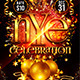 New Years Eve Celebration Flyer Template - GraphicRiver Item for Sale
