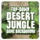 2D Desert Jungle Construction Set - GraphicRiver Item for Sale