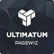 Ultimatum Pagewiz Template