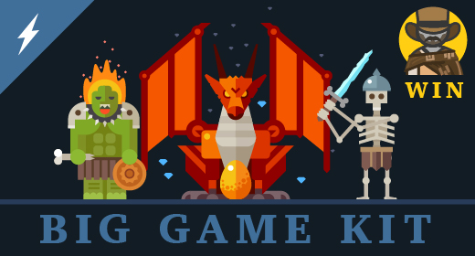 Game of Kings - Big Game Kit