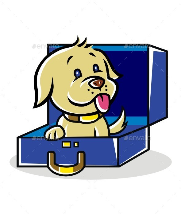 Pet in a Suitcase  - Animals Characters