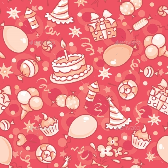Birthday Party - Backgrounds Business