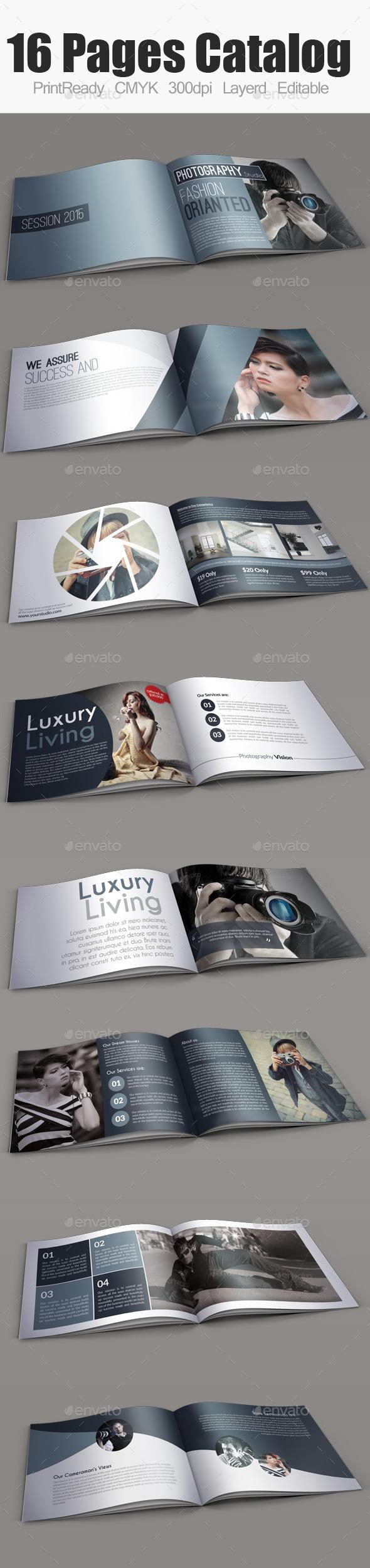 Business Catalog /Portfolio - Catalogs Brochures