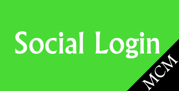 Magento Social Login - CodeCanyon Item for Sale