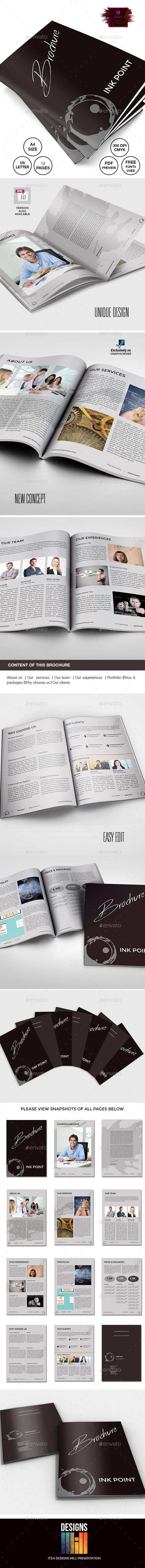 InkPoint Brochure - Informational Brochures