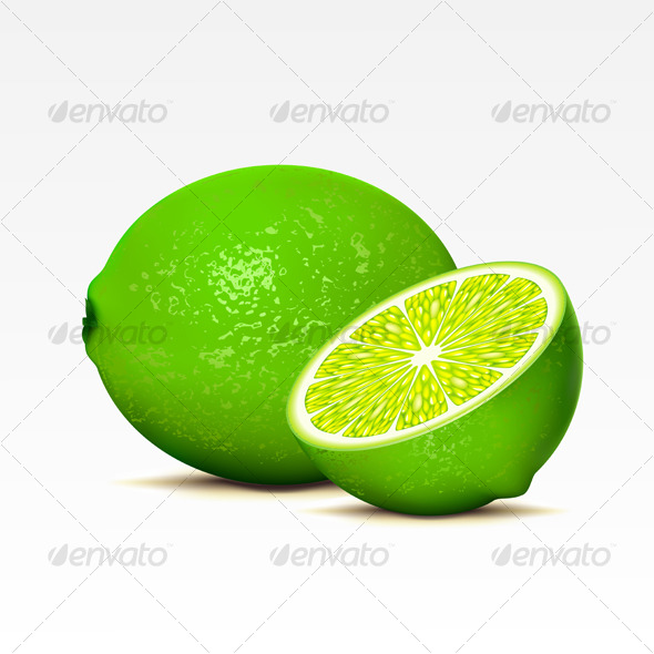 Limes - Food Objects