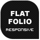 FLATFOLIO - Portfolio & Agency Theme - ThemeForest Item for Sale