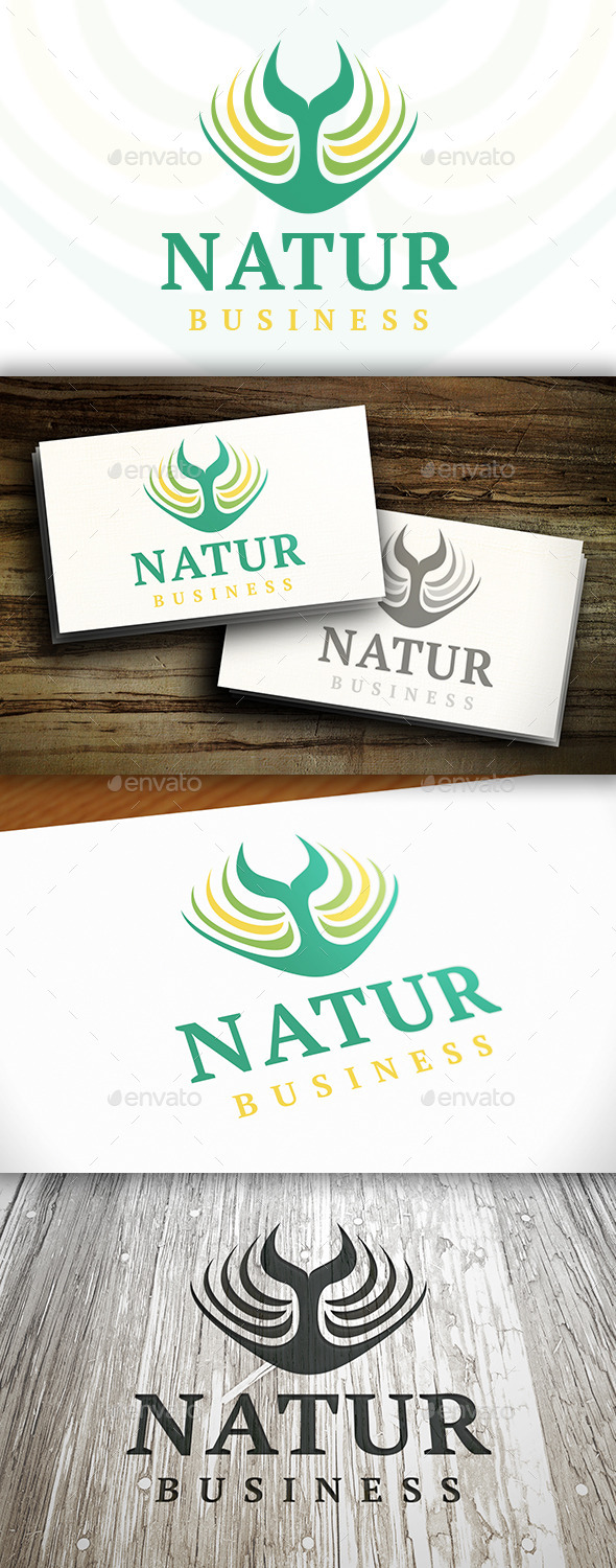 Tree Nature Logo - Nature Logo Templates