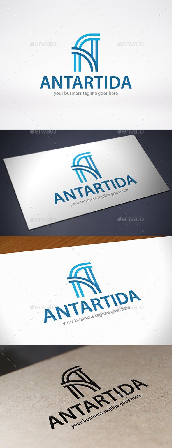 A Letter Design Logo Template - Letters Logo Templates