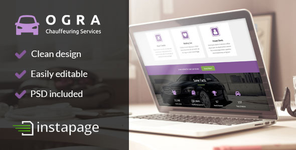 Ogra Landing Page - Instapage Marketing